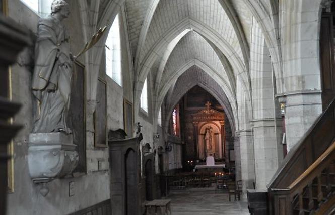 Eglise Saint Saturnin 6 - Blois