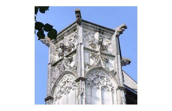 Eglise Saint Saturnin 2 - Blois