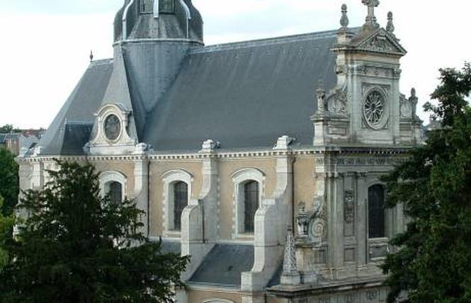 Eglise Saint-Vincent-de-Paul 2 - Blois