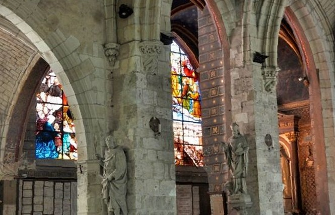 Eglise Saint Saturnin 5 - Blois