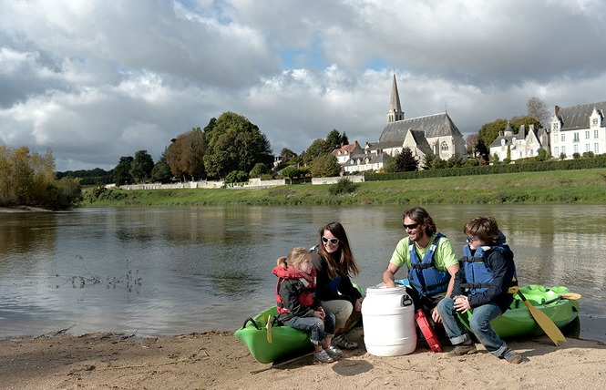 Loire Kayak 5 - Vineuil