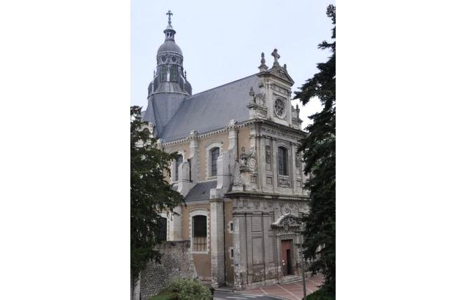 Eglise Saint-Vincent-de-Paul 3 - Blois