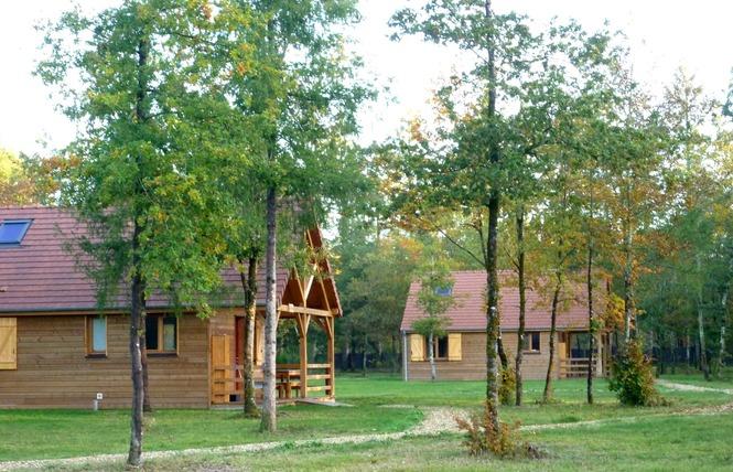 Village de gîtes Le Moulin de Crouy 1 - Crouy-sur-Cosson
