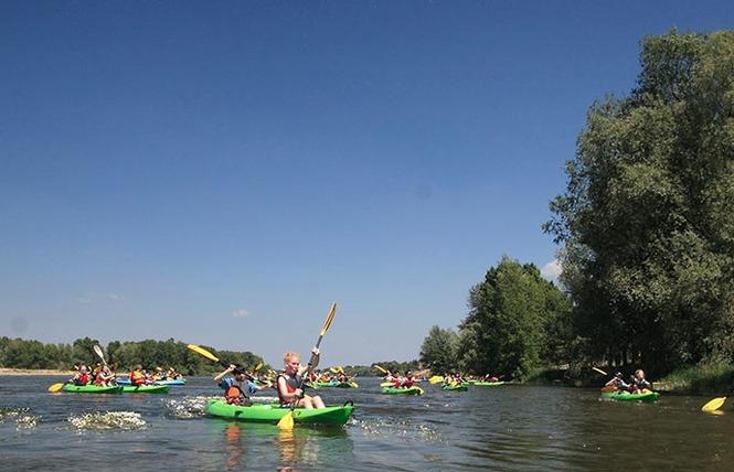Loire Kayak 4 - Vineuil