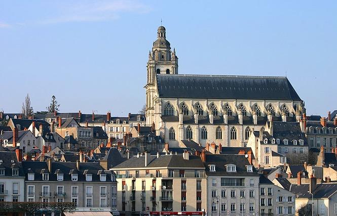 Cathédrale Saint-Louis 1 - Blois
