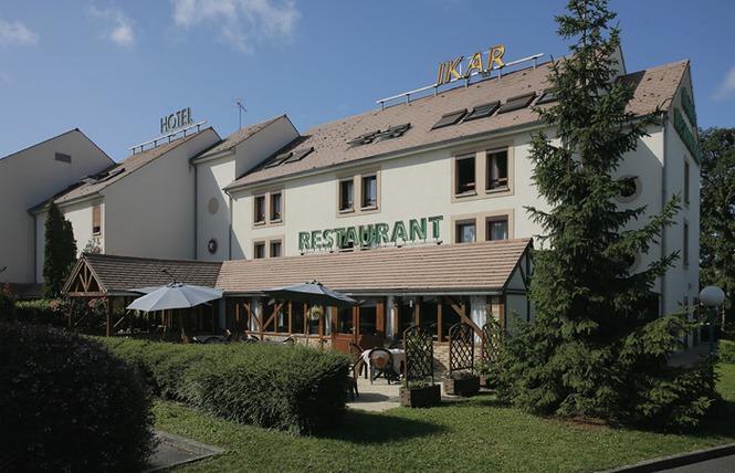 Hôtel-restaurant IKAR 1 - Saint-Gervais-la-Forêt